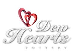Dew Hearts Pottery